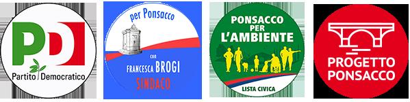 Francesca Brogi candidato sindaco di Ponsacco